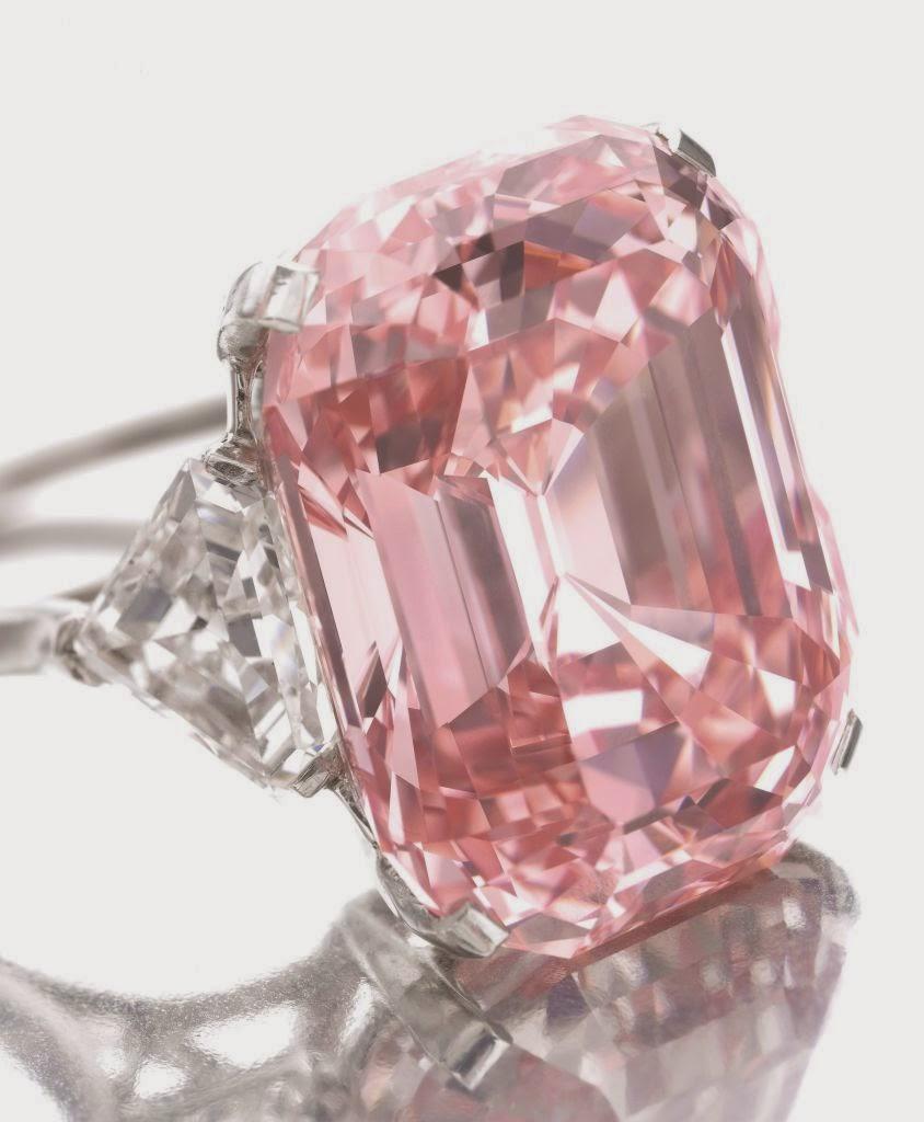 The Graff Pink Diamond diamante