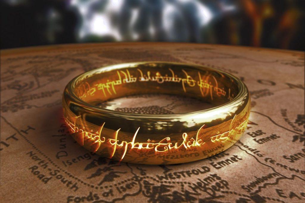 señor de los anillos jrr tolkien